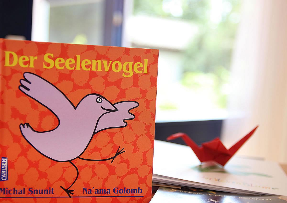 Buch Seelenvogel